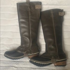 SOREL slimpack Riding Boot